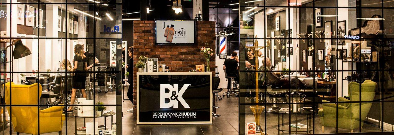 Berendowicz Kublin Salony Fryzjerskie Katowice Galeria Katowice