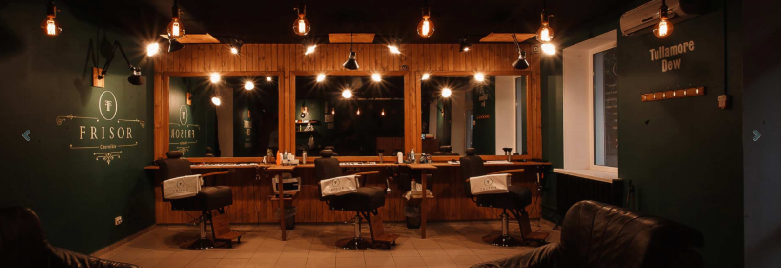frisor barbershop