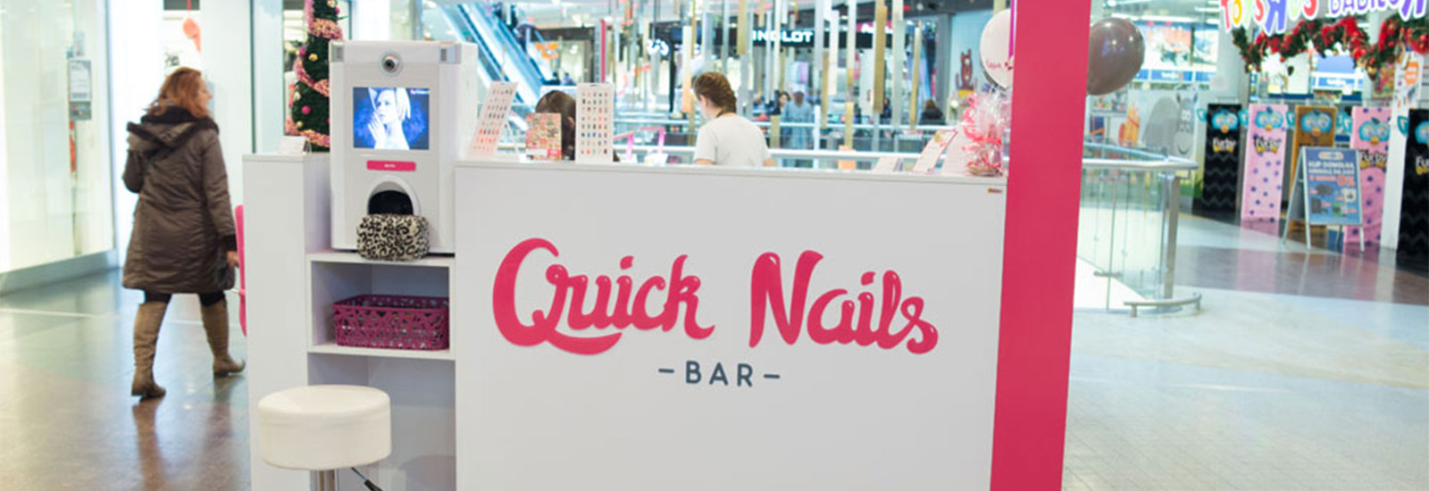 Quick Nails Bar, Rzeszów, 1